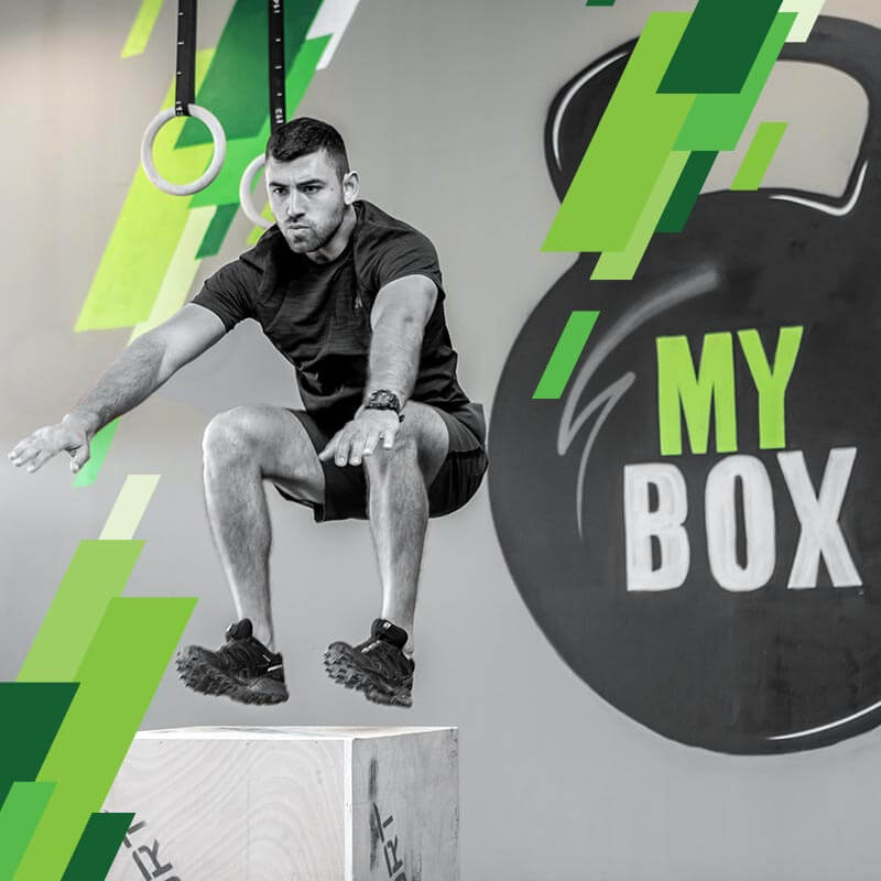 MY BOX עפולה - מועדון אימון פונקציונאלי - מיי בוקס עפולה